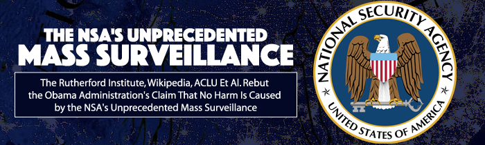 The NSA's Unprecedented Mass Surveillance