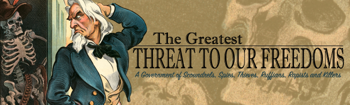 The Greatest Threat to Our Freedoms