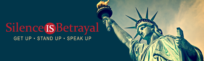Silence Is Betrayal: Get Up, Stand Up, Speak Up for Your Rights