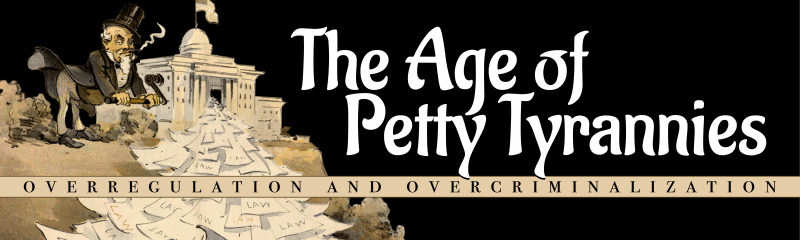 The Age of Petty Tyrannies