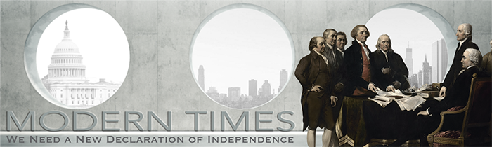 We Need a New Declaration of Independence for Modern Times